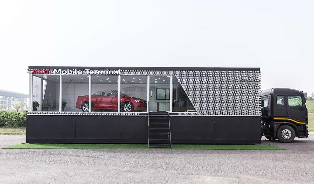 Audi Kickstarts Audi Mobile Terminal Tour 2018 - Gaadikey