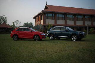 Audi Introduces Design Edition of Audi Q3 and Audi Q7