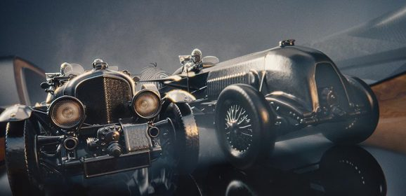 Bentley Premieres New Film To Celebrate its 100th Year