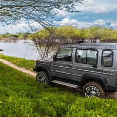 Force Gurkha Xplorer First Drive Review