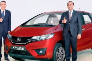 2018 Honda Jazz Launched In India at a starting price of Rs. 7.35 Lakh