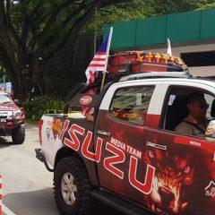 Isuzu Motors to Sponsor 2018 Rainforest Challenge India