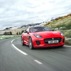 New Jaguar F-Type gets more Powerful Engine