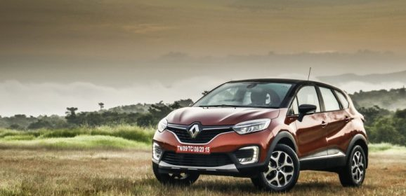 Unsold 2017 Renault Captur SUV offered at Discount of 2 lakhs