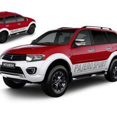Mitsubishi Pajero Sport Splash launched in India