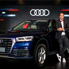 Audi Q5 45 TFSI quattro Launched at Rs 55.27 Lakhs
