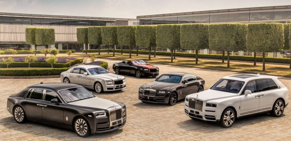 Rolls-Royce Sees Strong Start in 1st Half Sales of 2018 by 13% Growth
