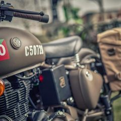 Limited Edition Royal Enfield Classic 500 Pegasus India Sale Postponed