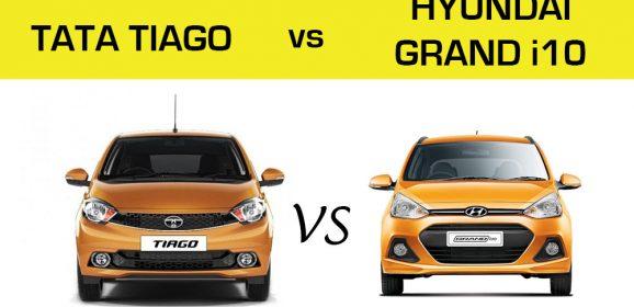 Tata Tiago vs Hyundai Grand i10 – Mileage and Maintenance Cost