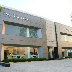 Jaguar Land Rover India Opens New Facility in Chennai
