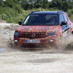 Volkswagen T-Cross Confirmed for India – Hyundai Creta rival