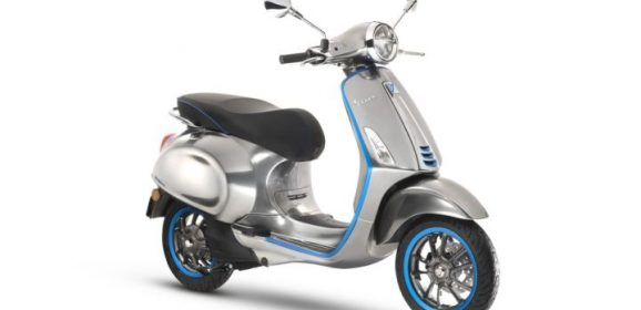 Piaggio Could Launch Electric 2-Wheelers In India by 2020