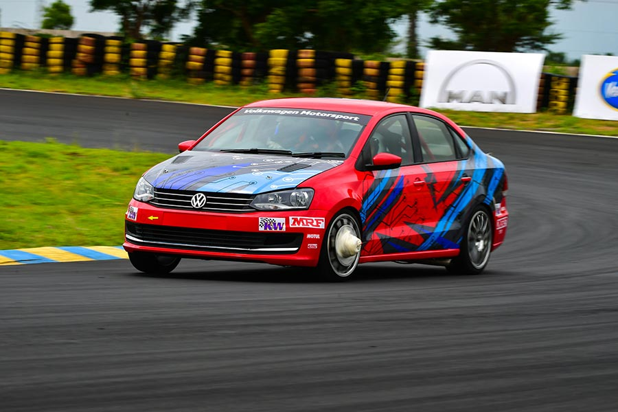 Volkswagen Motorsport India