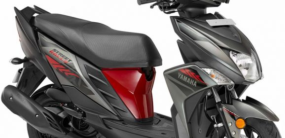 Yamaha Ray ZR Street Rally Launched at Rs 57,898