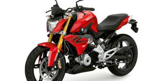 BMW G310R Colors – Racing Red and HP Motorsport