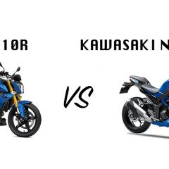 2018 Kawasaki Ninja 300 vs BMW G310R – Which is worth buying ?