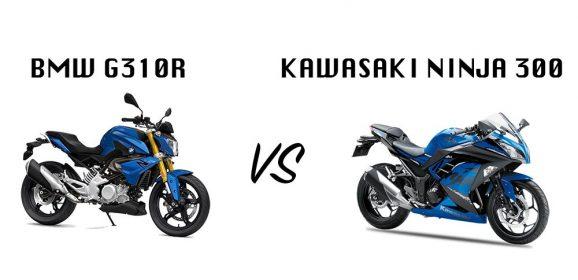 2018 Kawasaki Ninja 300 vs BMW G310R – Which is worth buying ?