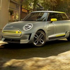 Mini Electric Revealed at Goodwood Festival of Speed