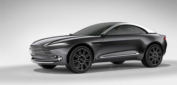 Aston Martin Varekai – SUV Production Confirmed For 2019