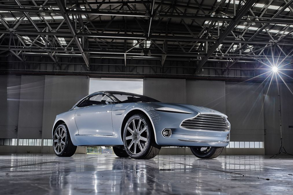 aston martin varekai suv production confirmed for 2019 gaadikey. Black Bedroom Furniture Sets. Home Design Ideas
