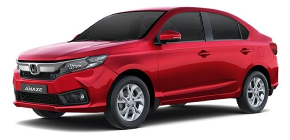 Honda issues recall for 7290 units of New 2018 Amaze