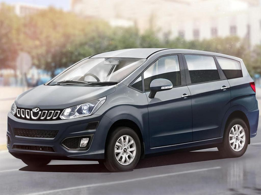 Mahindra Marazzo Photo
