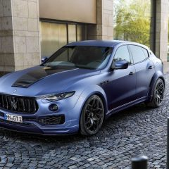 550hp Maserati Levante GTS To Be Launched In India by end of 2018