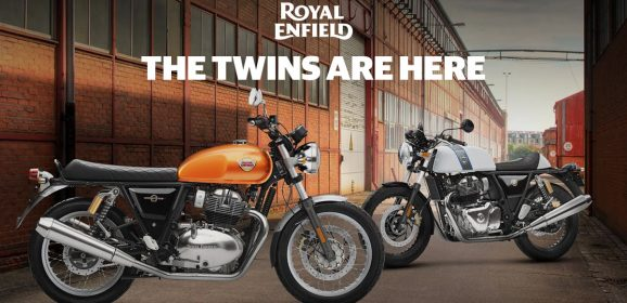 Royal Enfield Updated Engine Specs of Upcoming 650 Twins