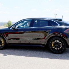 Porsche Cayenne Coupe spied – Rivals BMW X6 and Audi Q8
