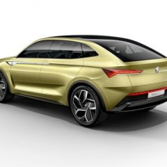 Skoda to launch Performance Electric models under eRS brand by 2020