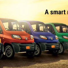 Bajaj Qute Small Car To Go On Sale In India From August