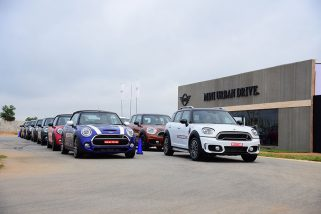 MINI commences its MINI Urban Drive in India
