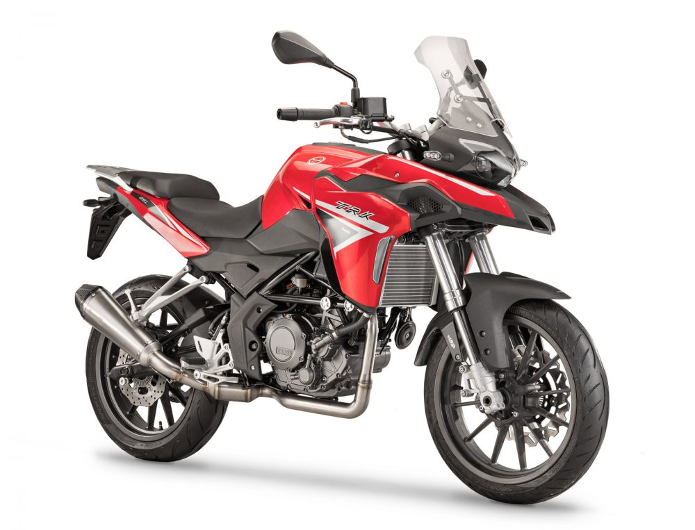 Bmw G310 Gs Rival Benelli Trk 251 To Be Launched For India