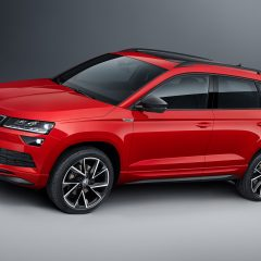 Skoda Karoq SportLine to be revealed at the Paris Motor Show