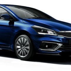 2018 Maruti Ciaz Launched in India at 8.19 Lakhs; Gets New K15 Engine;