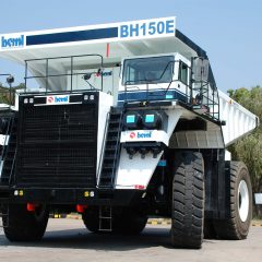 BEML Launches India's First 150T Electric Dump Truck