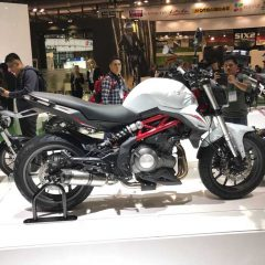 Benelli 302S will be launched in India before the end of 2018