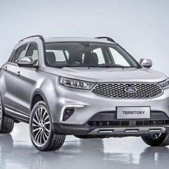 Hyundai Creta Rival Ford Territory Unveiled