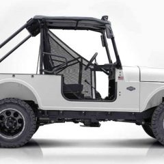 Jeep wants Mahindra Thar based Roxor BANNED in USA