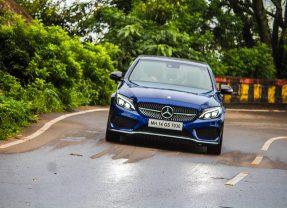 Mercedes AMG C43 Photo Gallery
