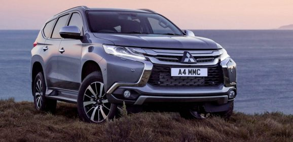 New Mitsubishi Pajero Sport to be launched in India on April 2019