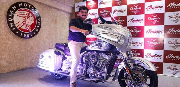 2018 Indian Motorcycle Limited-Edition Chieftain Elite Launched