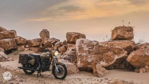 Royal Enfield Signal Stormrider Color Option