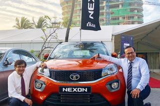 Tata Nexon Launched in Sri Lanka
