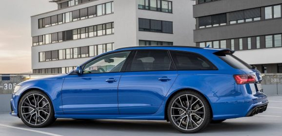 Audi Introduced RS6 Avant Performance in India at Rs 1.65 Crore