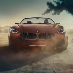 2019 BMW Z4 M40i Images leaked before Launch
