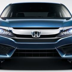 India-bound 2019 Honda Civic Officially Revealed