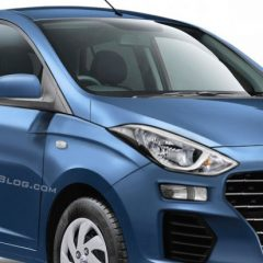 2018 Hyundai Santro Media Launch on October 4