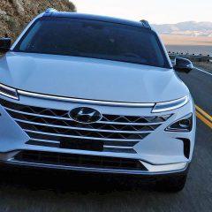 Hyundai is Planning to launch 600km range Nexo SUV In India Soon