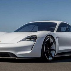 Porsche's Electric Taycan to Have Over-500km Range
